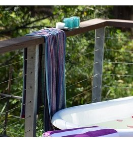 Colourful Utility Re-cycled Towel
