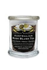 Organic Merchant Bush Blush Tea Glass Jar