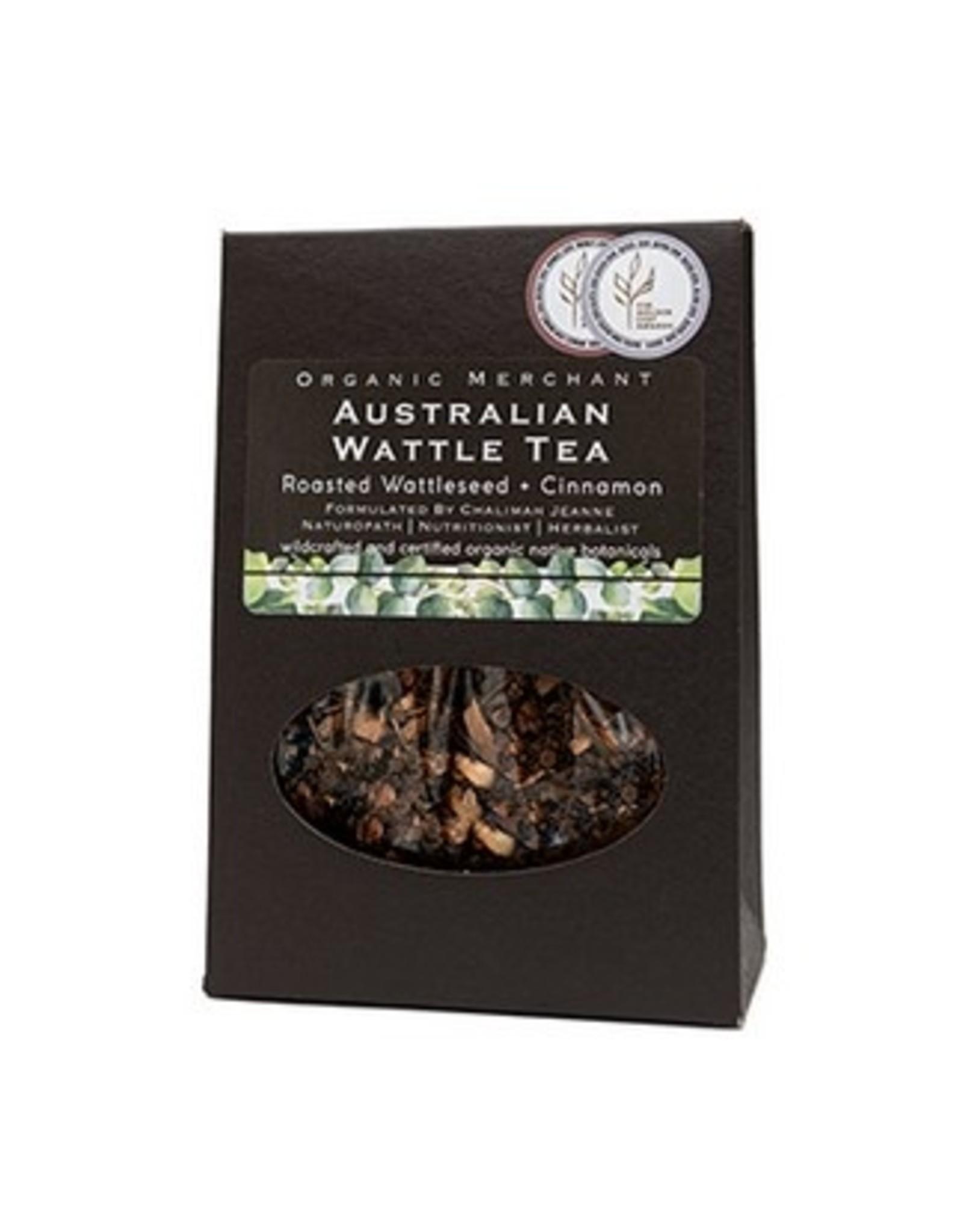 Organic Merchant Australian Wattle Tea 80gr