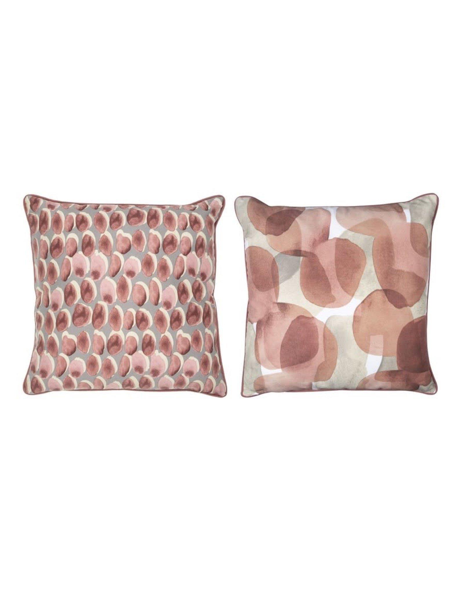 Amalfi Flutter Reversible Cushion 50x50x10cm