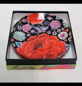 Anna Chandler Design Dessert Plate Set – Flamenco