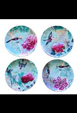 Anna Chandler Design Dessert Plate Set – Chinoiserie