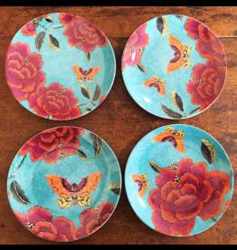 Anna Chandler Design Dessert Plate Set – Big Peony