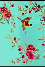 Anna Chandler Design Tea Towel – Chintz Bird