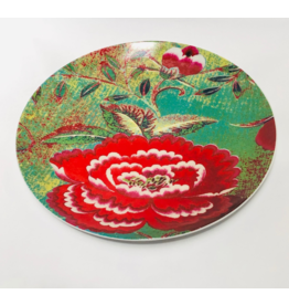 Anna Chandler Design Dinner Plate Set – Chinese Peony