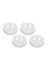Avanti Glass Pinch Bowls 9cm Set of 4