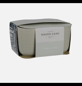 Mason Cash Wm Grey Set of 4 Mugs