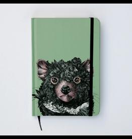 Journal Hardcover A5 - Tasmanian Devil