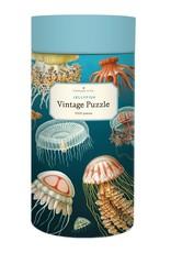 Cavallini Cavallini 1000 Pc Puzzle – Jellyfish