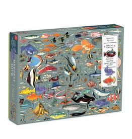 Galison Galison 1000 Pc Puzzle – Deep Dive