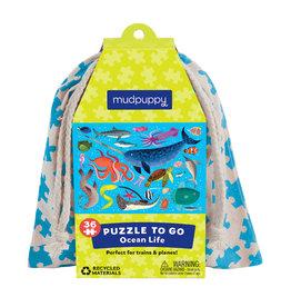 Mudpuppy Mudpuppy 36 Pc To Go Puzzle