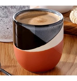 Ladelle Cafe Style Ceramic Tumblers