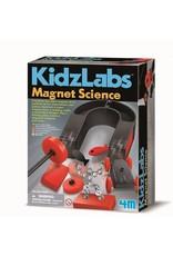 KidzLabs 4M - KidzLabs - Magnet Science