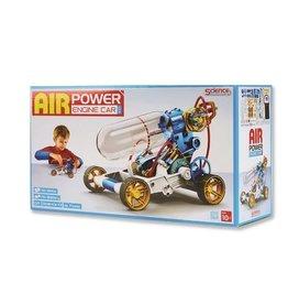 Johnco - Air Power Engine Car