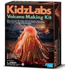 KidzLabs KidzLabs Volcano Making Kit