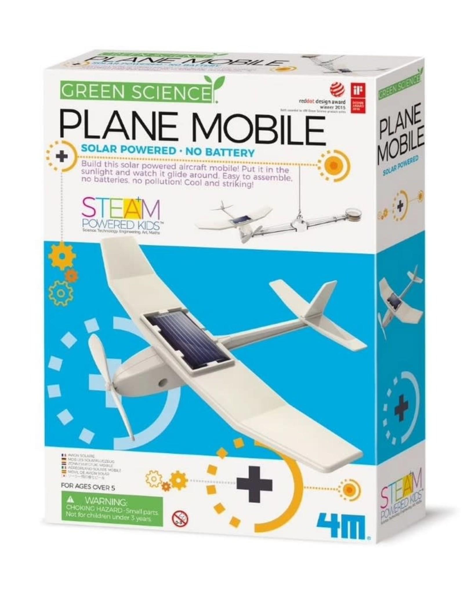 4M - Eco Engineering - Solar Plane Mobile