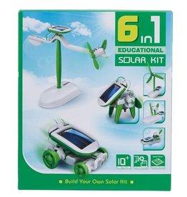 Johnco - 6 in 1 Solar Kit