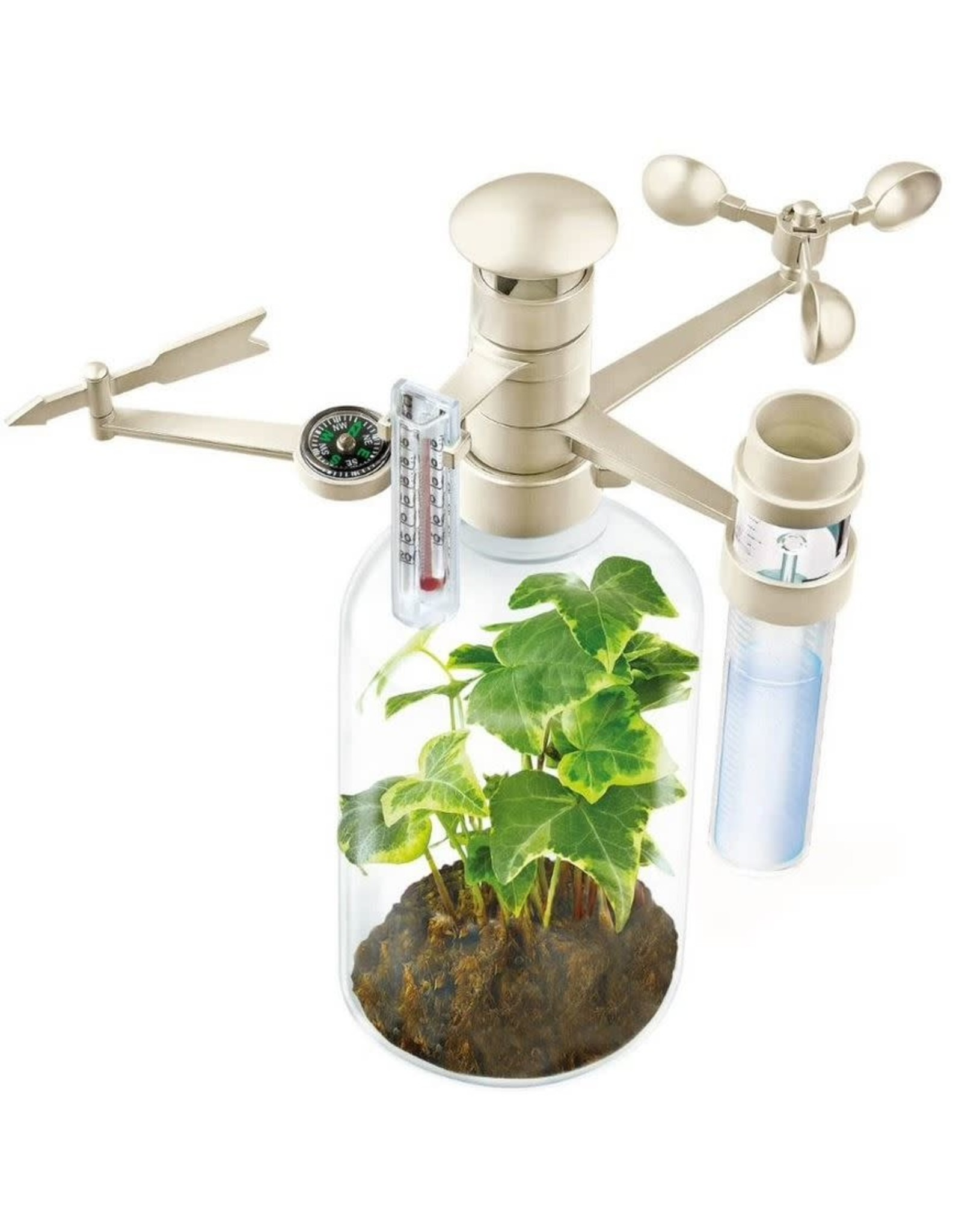 Green Science Weather Station