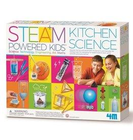 4M - STEAM Deluxe - Kitchen Science