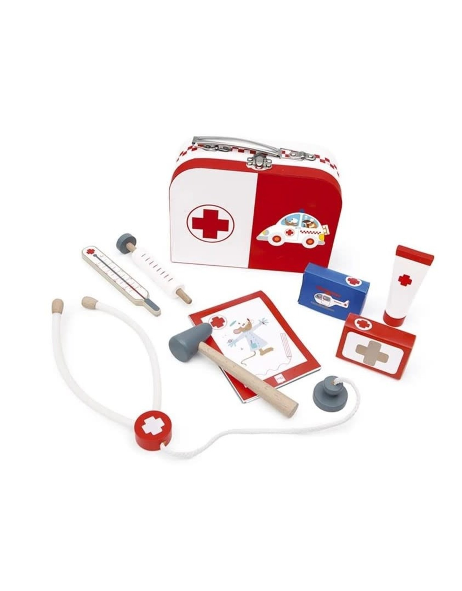 Scratch Europe Role Play - Doctors Suitcase