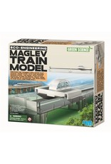 4M - Maglev Train Model