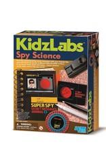 KidzLabs 4M - KidzLabs - Spy Science