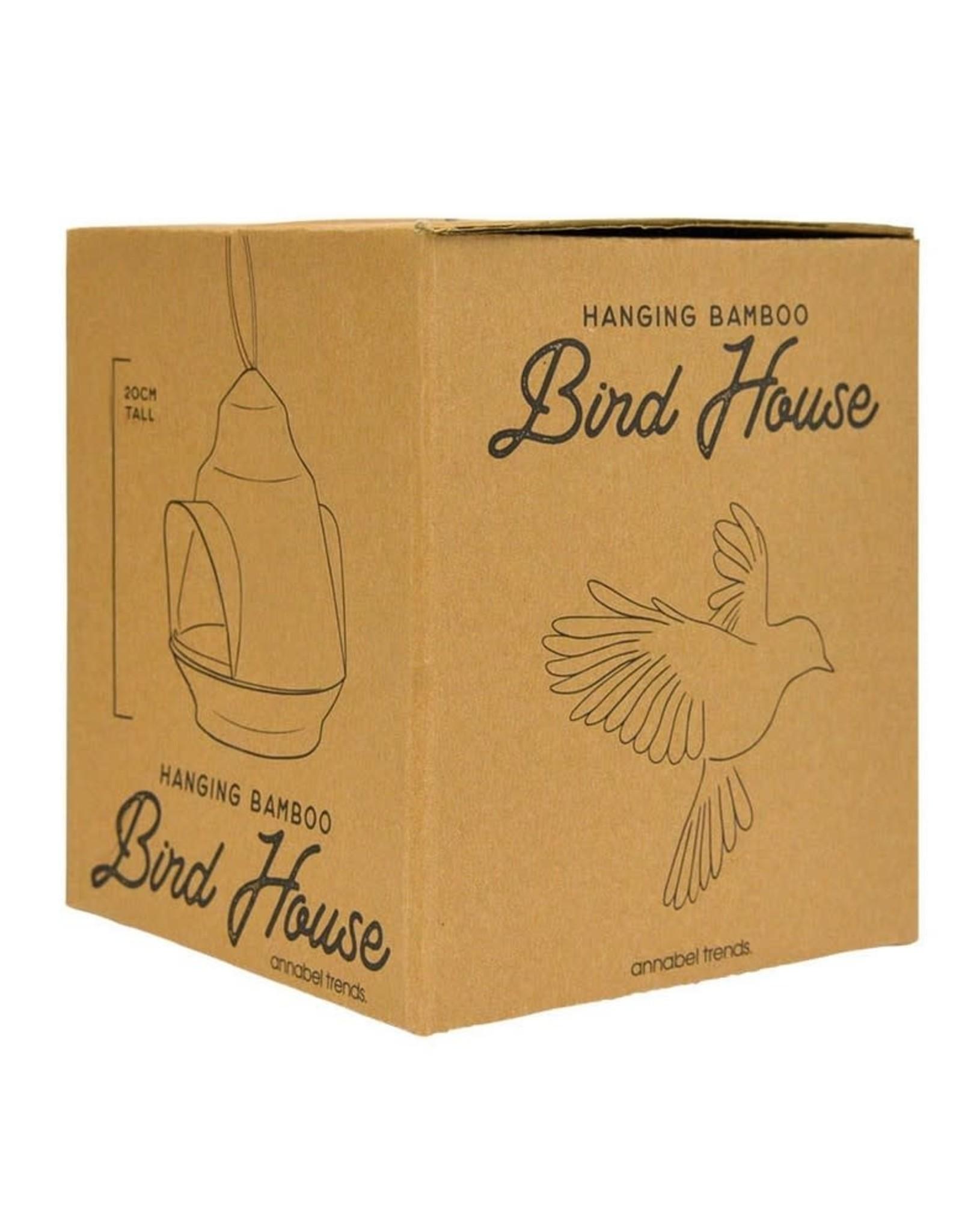 Bamboo Bird House