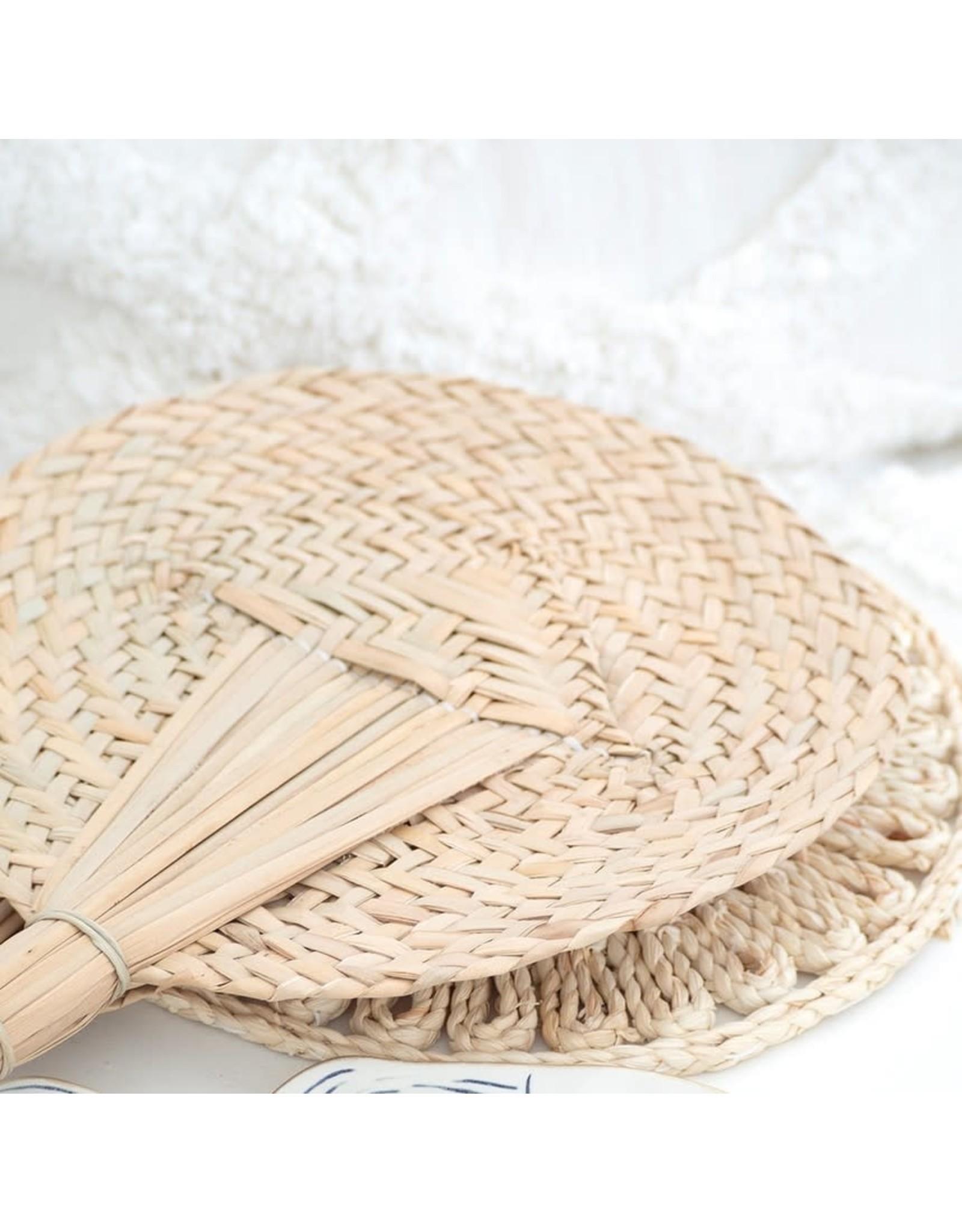 Water Grass Fan