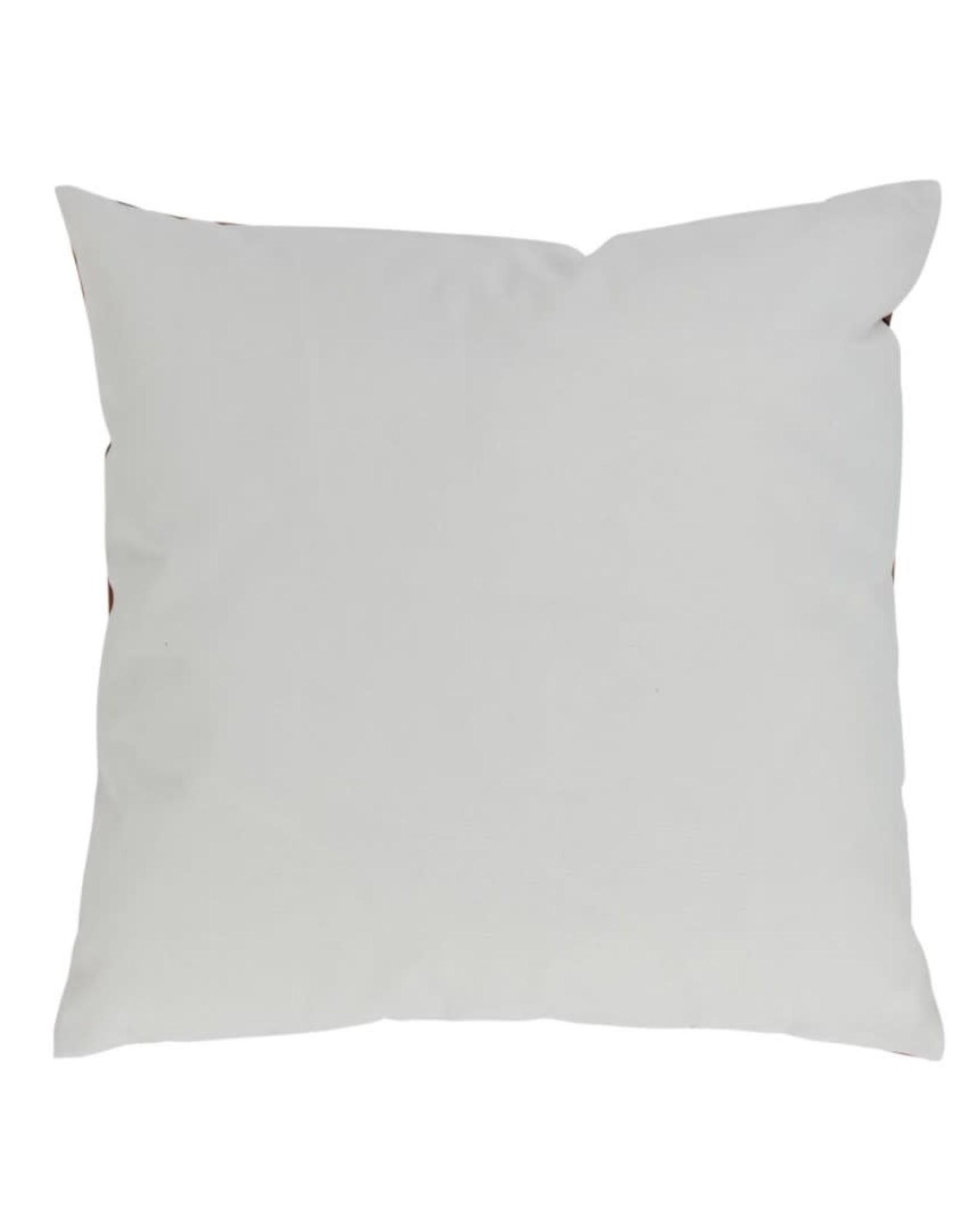 Nood Cheetah Outdoor Cushion 45x45cm Terracotta  - Atlantic  Designs