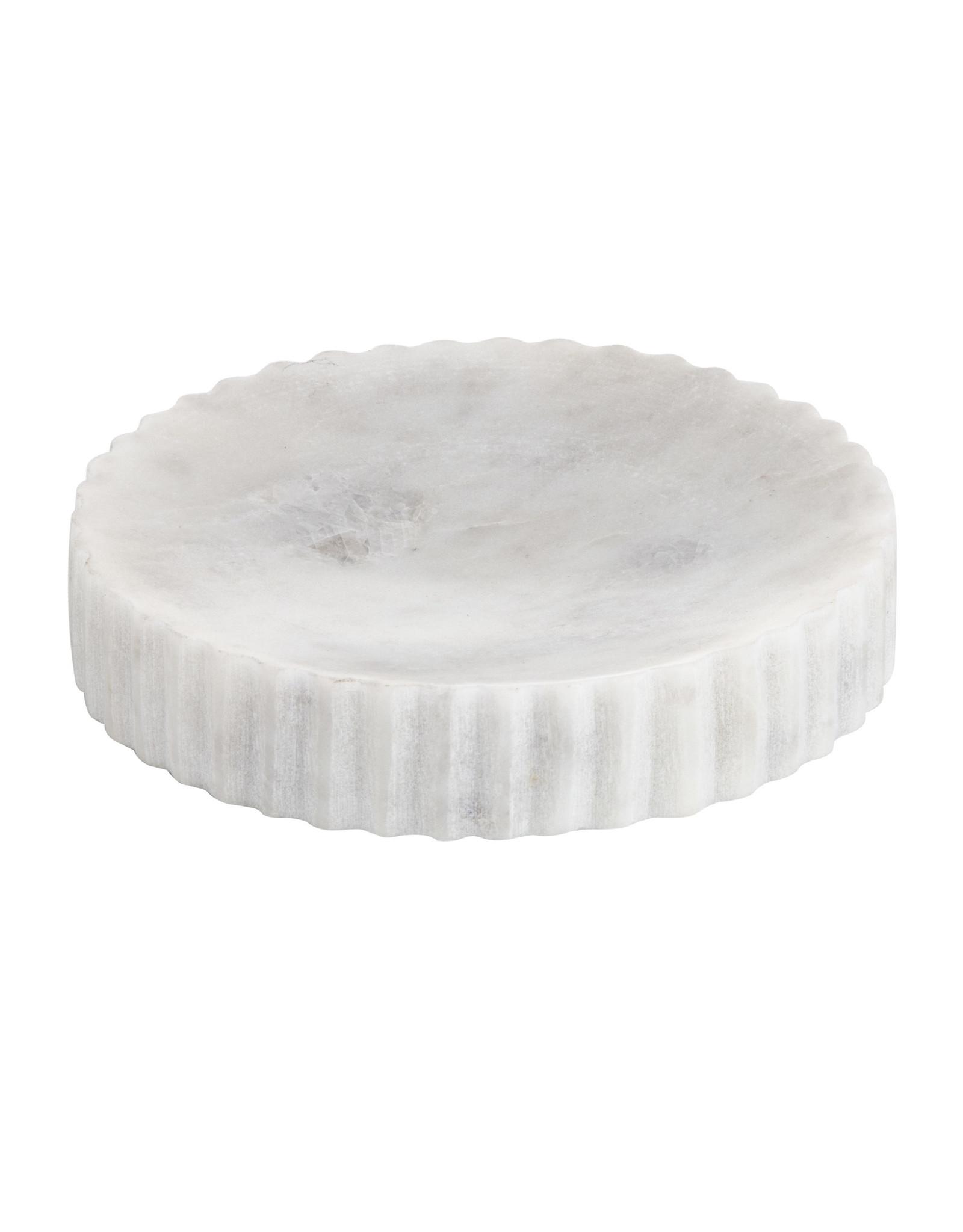 Amalfi Amalfi Issey Soap Dish White