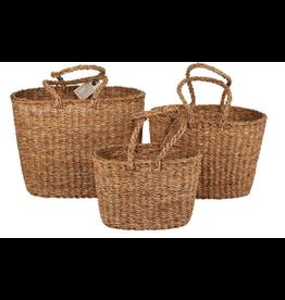 Main & Crawford Aldgate Seagrass Baskets