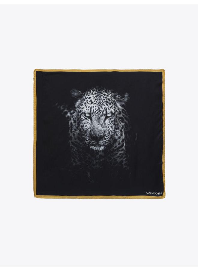 Jaguar Silk Scarf