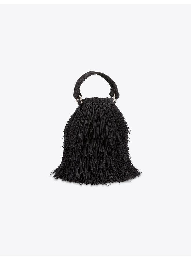 Bruja Bucket Bag - Black