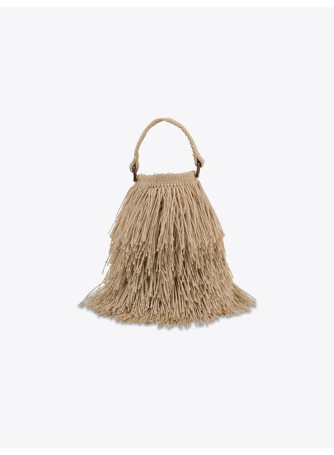 Bruja Bucket Bag - Natural