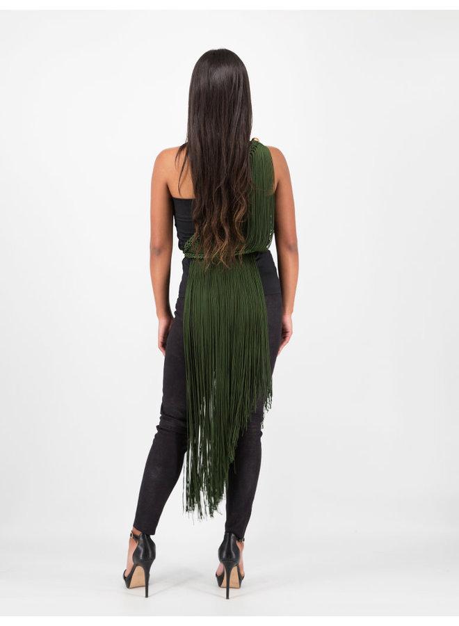 Chameleon Vest  Green