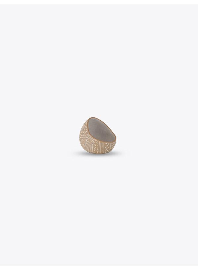 Etchform Vessel Stone