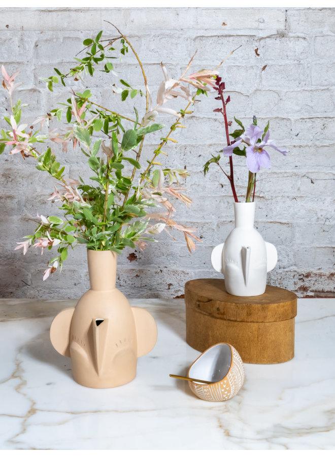 Dreamers Stoneware Large Vase