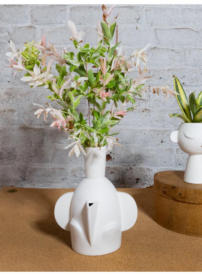 Dreamers Porcelain Large Vase