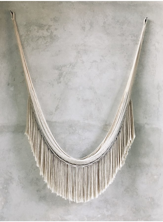 Mexican Hammock in off White
