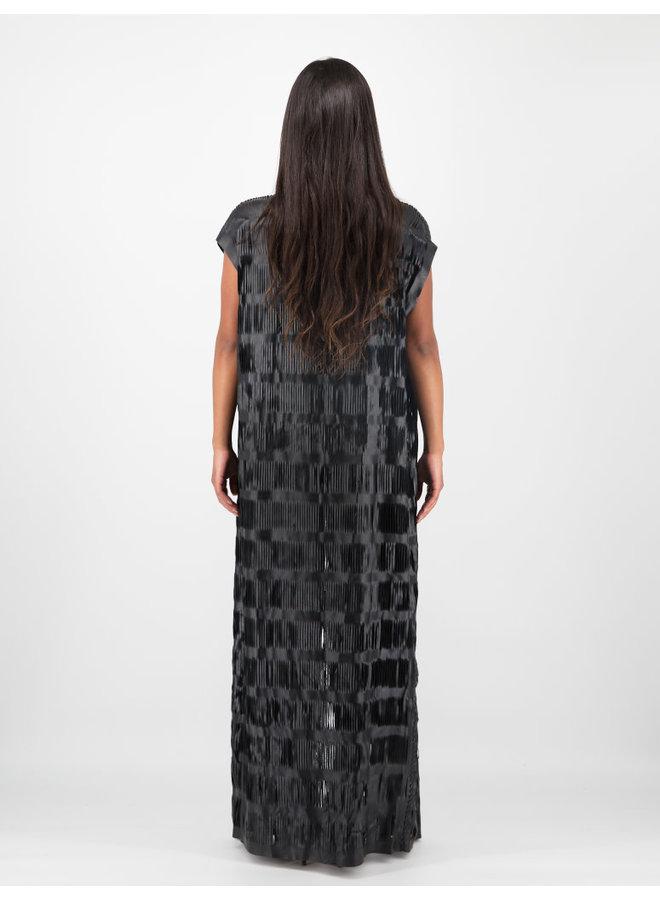 Maxi Vest in Black