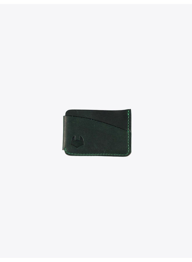 Card Holder  Green