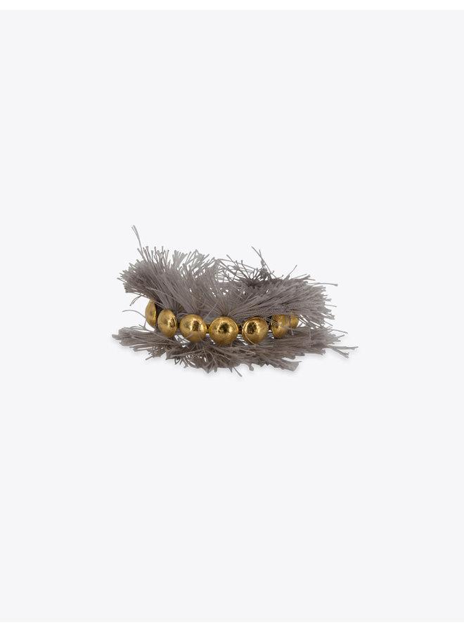 Cangrejo Bracelet  Gray