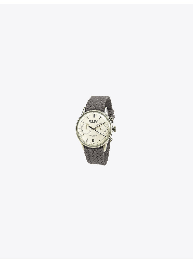 Metropole Watch with Gray Strap