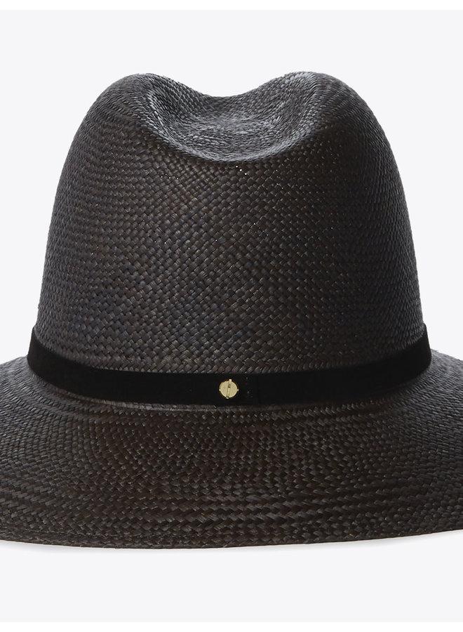Black Selma Hat