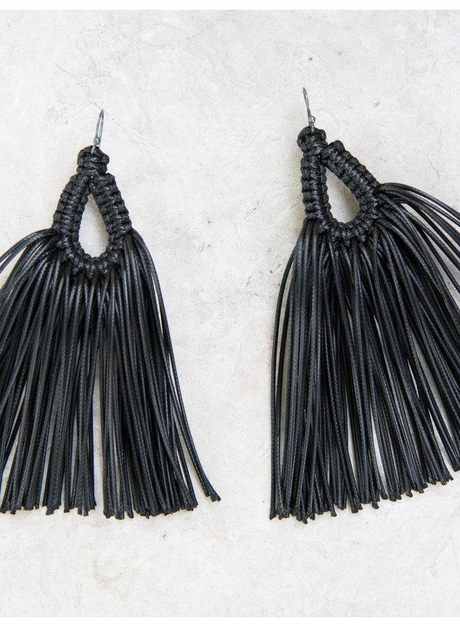 Calamar Earrings