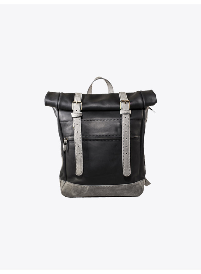 Backpack  Gray/Black