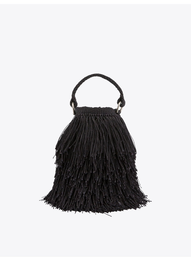 Bruja Bucket Bag - Black