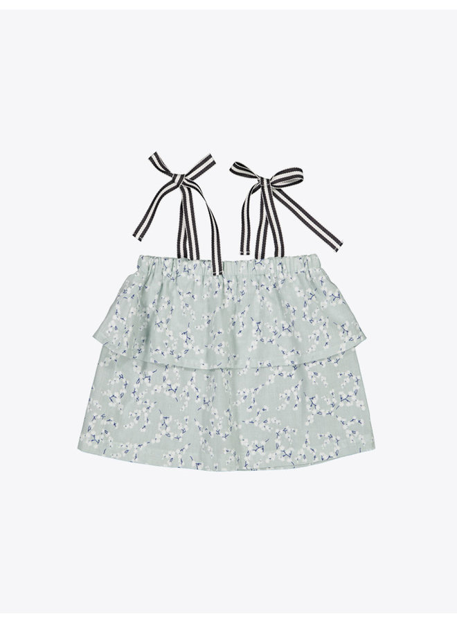 Baby shirt crafted in organic cotton