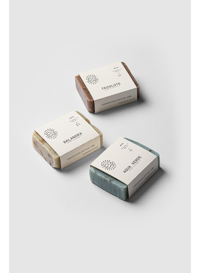 Trio of All-Natural Soaps