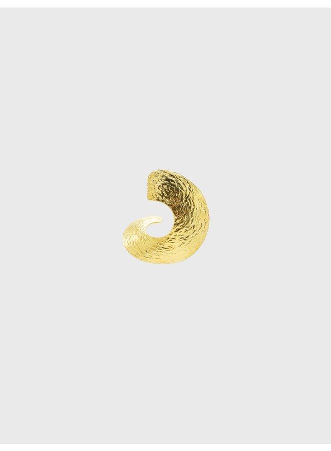 Genoma Stud Earring